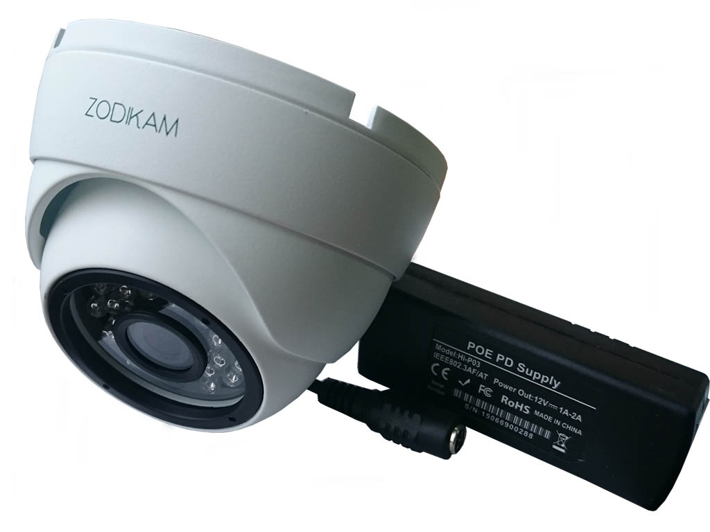 IP камера Zodikam 3242-P 3.6mm