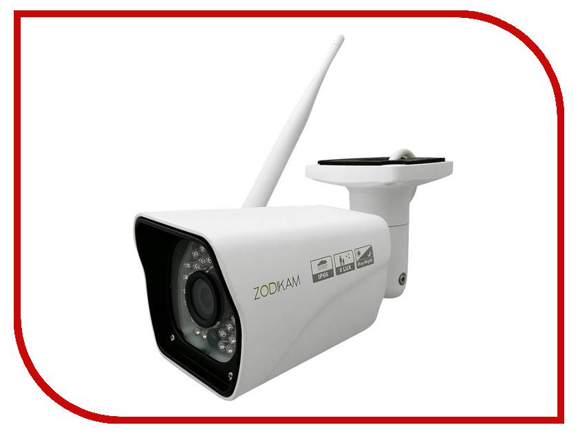 IP камера Zodikam 3152-W 3.6mm видеорегистратор zodikam dvr 10