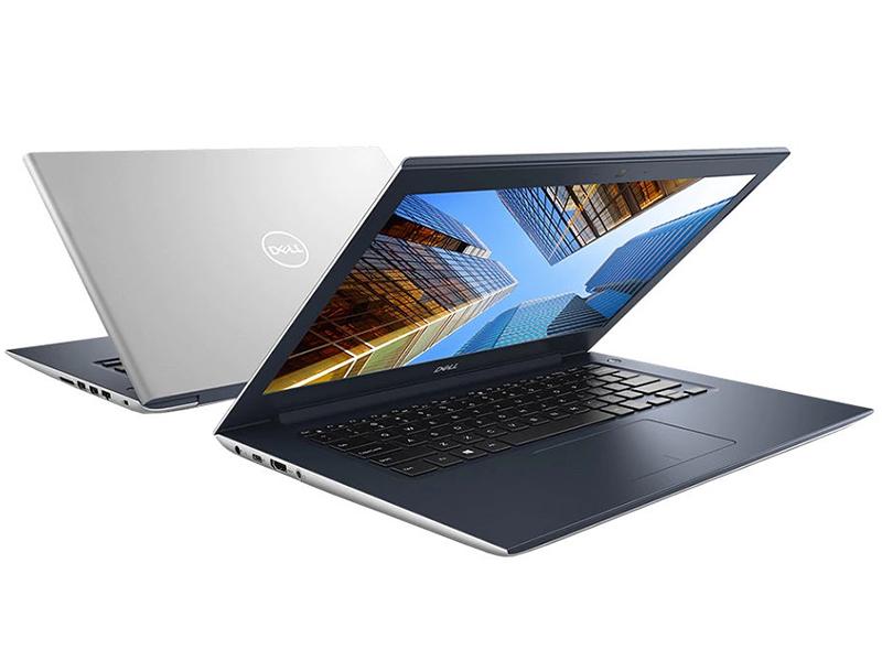 Ноутбук Dell Vostro 5471 Silver 5471-8007 (Intel Core i5-8250U 1.6 GHz/8192Mb/256Gb SSD/AMD Radeon 530 2048Mb/Wi-Fi/Bluetooth/Cam/14.0/1920x1080/Windows 10 Home 64-bit)