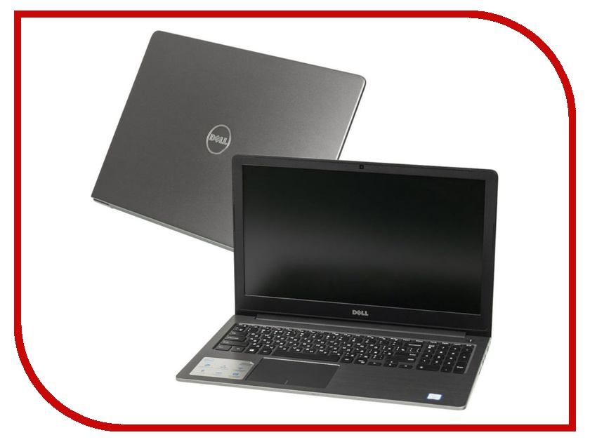 Ноутбук Dell Vostro 5568 Grey 5568-7257 (Intel Core i5-7200U 2.5 GHz/8192Mb/256Gb SSD/nVidia GeForce GTX 940MX 2048Mb/Wi-Fi/Bluetooth/Cam/15.6/1920x1080/Windows 10 Home 64-bit) ноутбук asus zenbook ux310uq gl474t 90nb0cl1 m06880 grey intel core i5 6200u 2 3 ghz 8192mb 128gb nvidia geforce 940mx 2048mb wi fi bluetooth cam 13 3 1920x1080 windows 10 64 bit