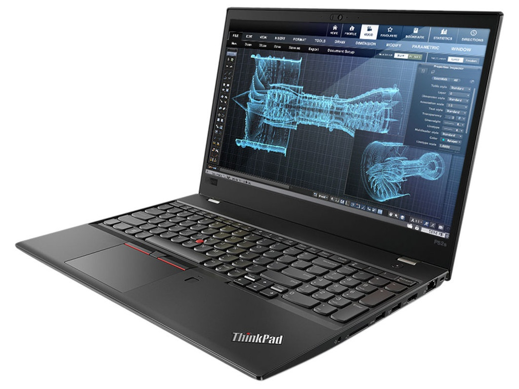 Ноутбук Lenovo ThinkPad P52s 20LB0009RT (Intel Core i7-8550U 1.8 GHz/16384Mb/1000Gb + 128Gb SSD/nVidia Quadro P500 2048Mb/Wi-Fi/Bluetooth/Cam/15.6/1920x1080/Windows 10 64-bit)