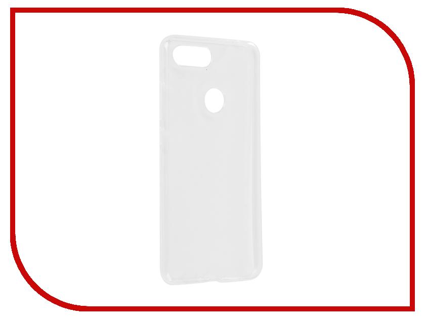 Аксессуар Чехол для Xiaomi Mi8 Lite Svekla Silicone Transparent SV-XIMI8LITE-WH цена