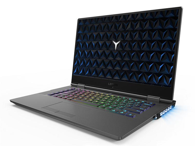 Ноутбук Lenovo Legion Y730-15ICH 81HD002VRU (Intel Core i7-8750H 2.2 GHz/8192Mb/256Gb SSD/nVidia GeForce GTX 1050 Ti 4096Mb/Wi-Fi/Bluetooth/Cam/15.6/1920x1080/DOS)