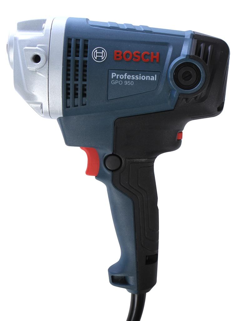 Шлифовальная машина Bosch GPO 950 Professional 06013A2020 цена