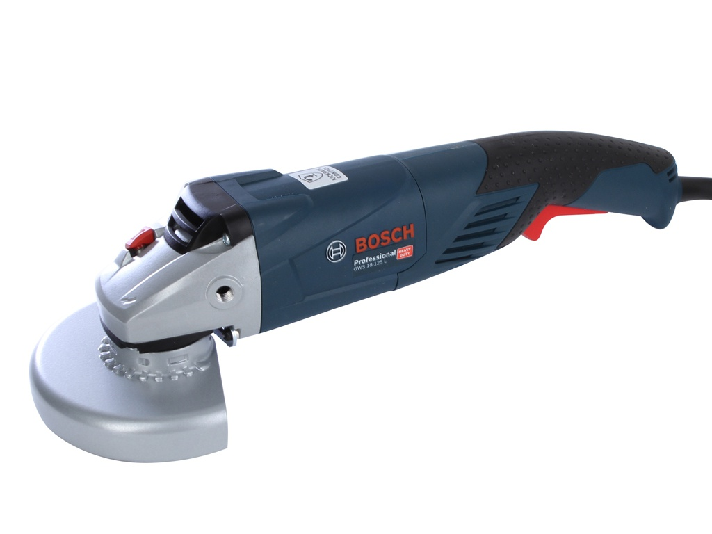 Шлифовальная машина Bosch GWS 18-125 L Professional 06017A3000