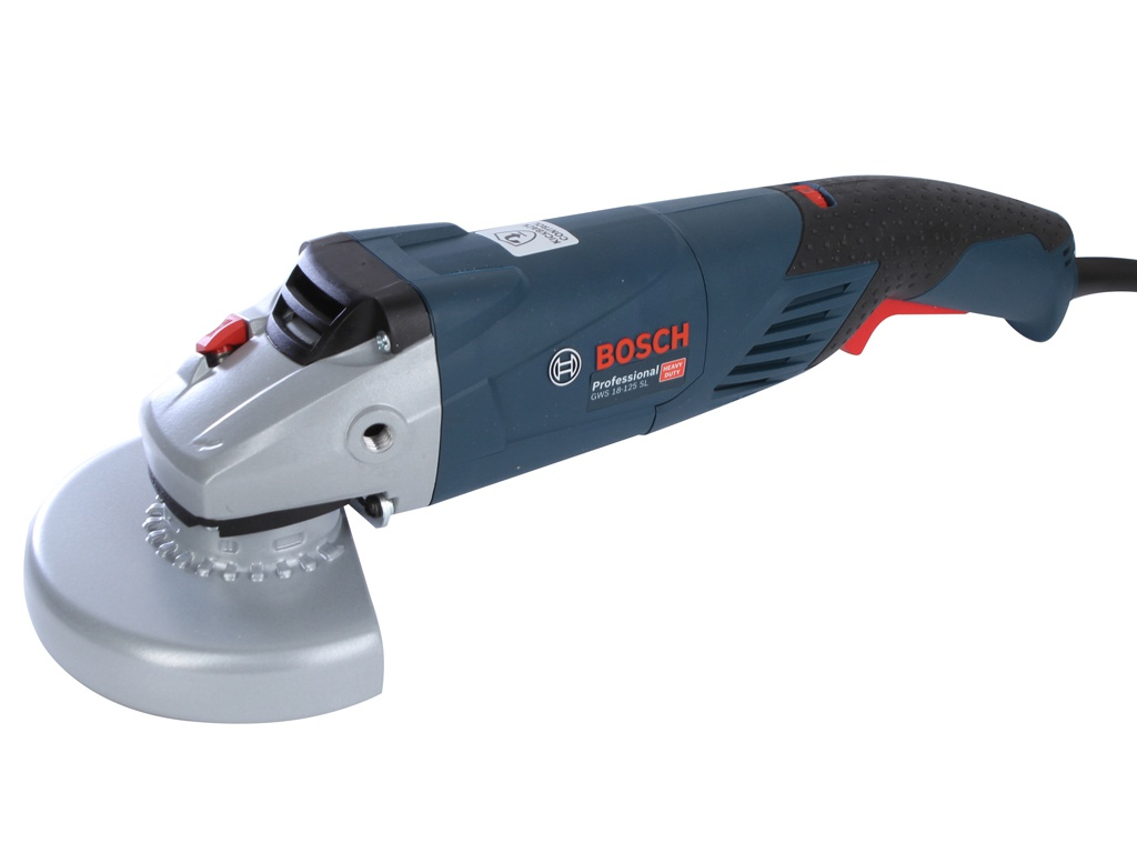 Шлифовальная машина Bosch GWS 18-125 SL Professional GWS 18-125