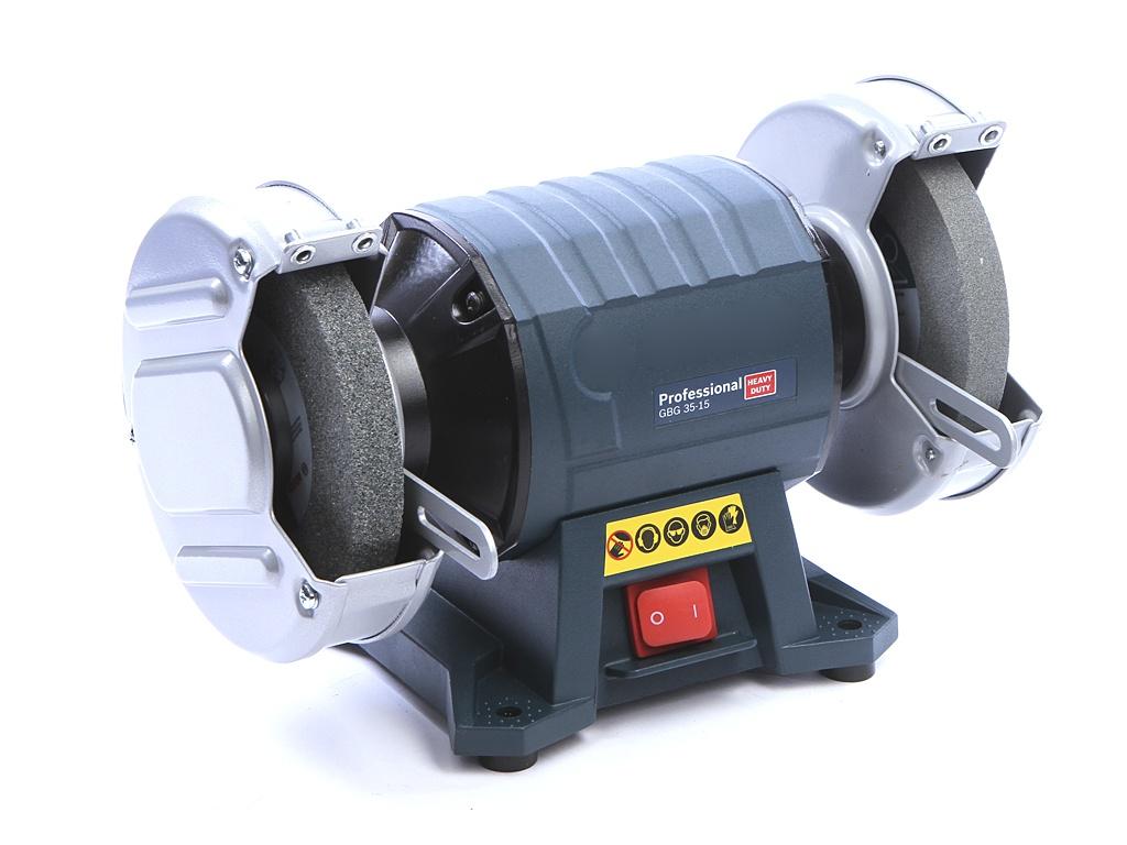 Электроточило Bosch GBG 35-15 060127A300 электроточило sturm bg60127