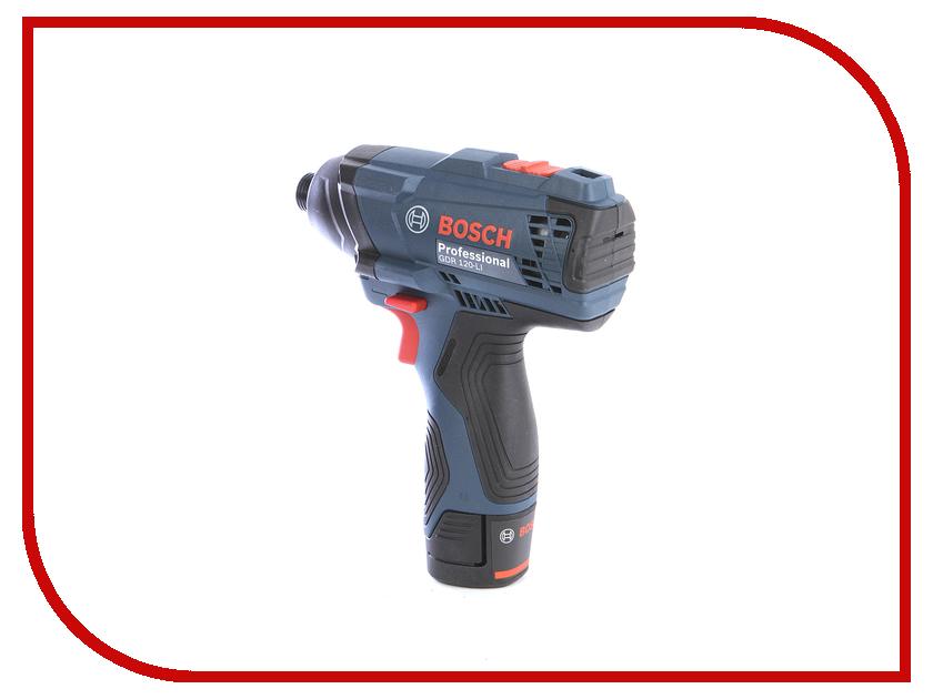 Электроинструмент Bosch GDR 120-LI + 5 сверл по металлу HSS-G 06019F0005