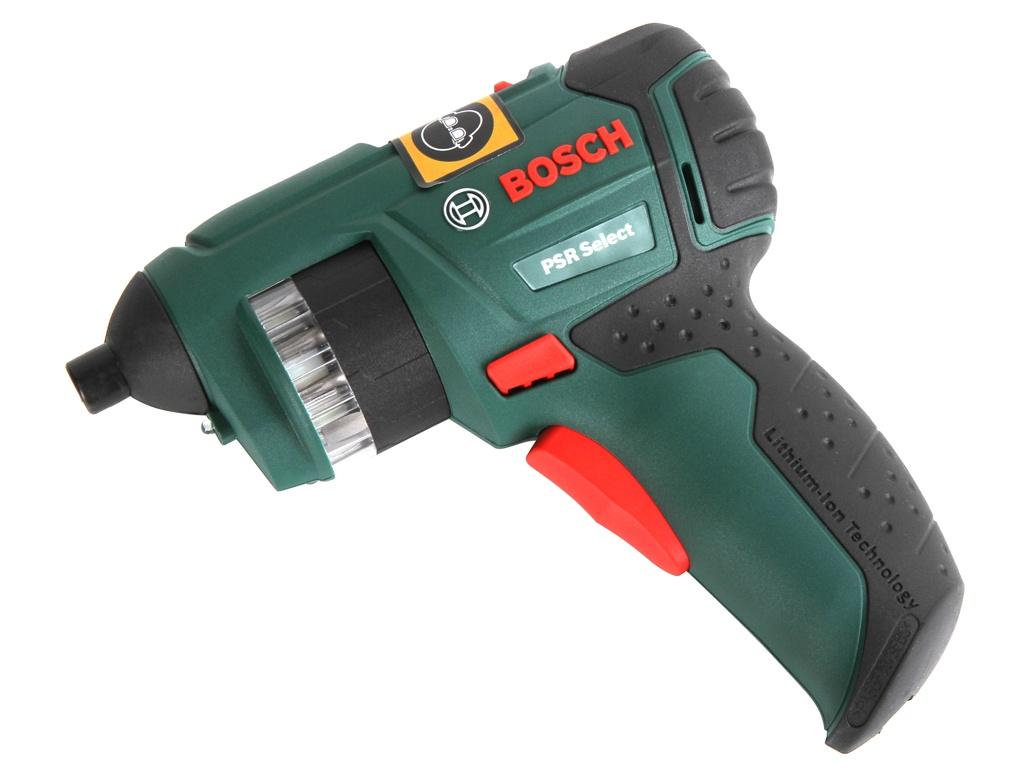 Отвертка Bosch PSR Select Micro USB 0603977021