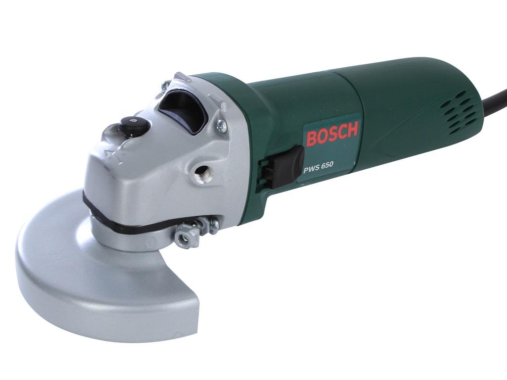 Шлифовальная машина BOSCH PWS 650-115