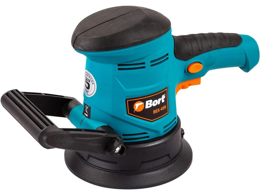 Шлифовальная машина Bort BES-450