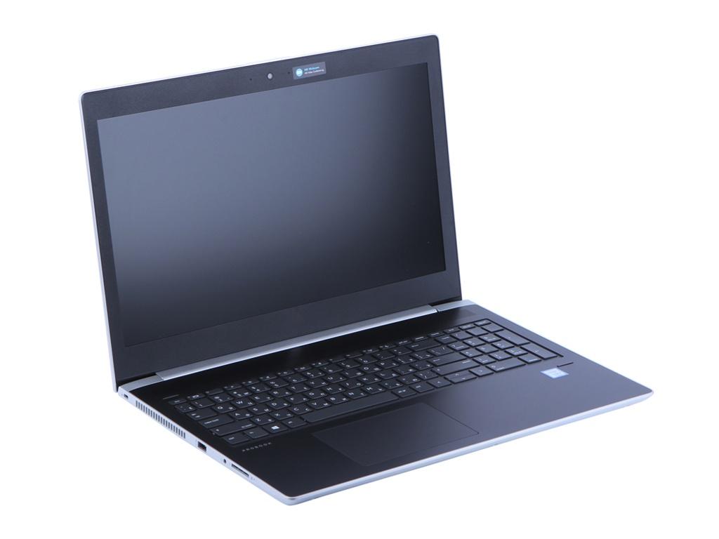 купить Ноутбук HP ProBook 450 G5 Silver 4WV21EA (Intel Core i5-7200U 2.5 GHz/8192Mb/1000Gb/Intel HD Graphics/Wi-Fi/Bluetooth/Cam/15.6/1920x1080/Windows 10 Pro 64-bit) по цене 46800 рублей