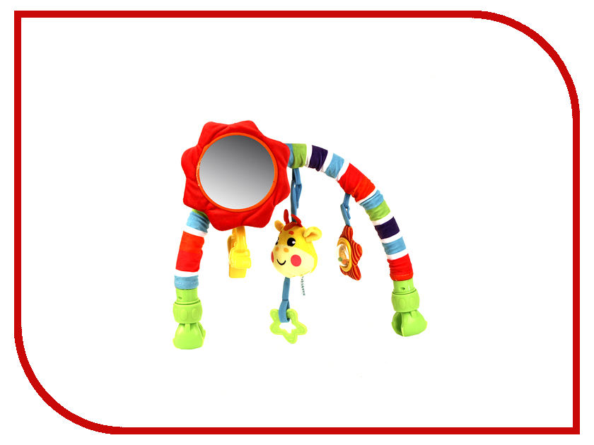 Игрушка Жирафики Жирафик 939625 игрушка жирафики аэродром 681123