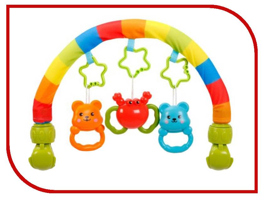 Игрушка Жирафики Радуга-дуга 939591 жирафики игрушка мягкая жираф жирафики