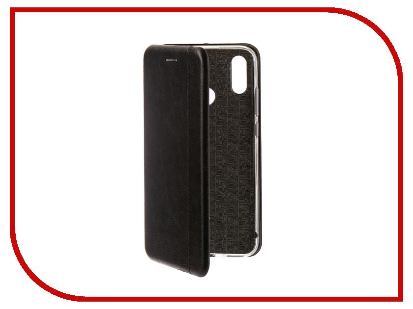 Аксессуар Чехол для Huawei P Smart 2019Zibelino Book Black ZB-HUW-PSMT2019-BLK аксессуар чехол для huawei honor 7a pro zibelino book black zb huw 7a pro blk