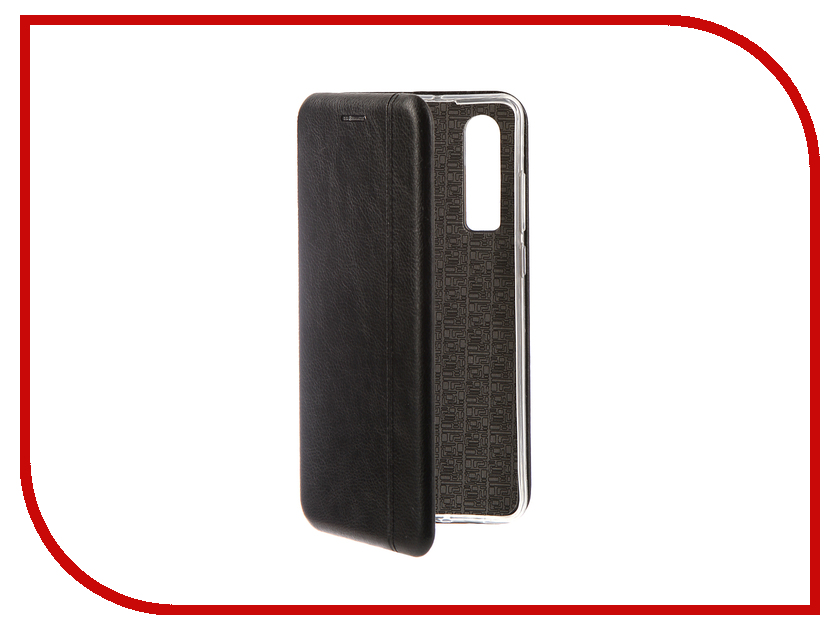 Аксессуар Чехол для Huawei P30 Zibelino Book Black ZB-HUW-P30-BLK аксессуар чехол samsung j3 2017 j330f zibelino clear view black zcv sam j330 blk