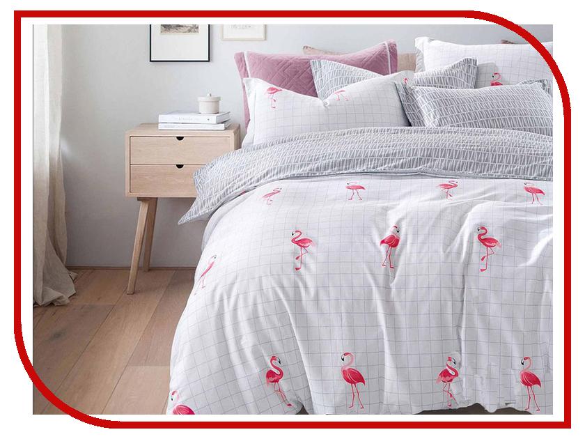 Постельное белье Cleo Satin Lux 20/343-SL Комплект 2 спальный Сатин постельное белье estro c52 комплект 2 спальный сатин