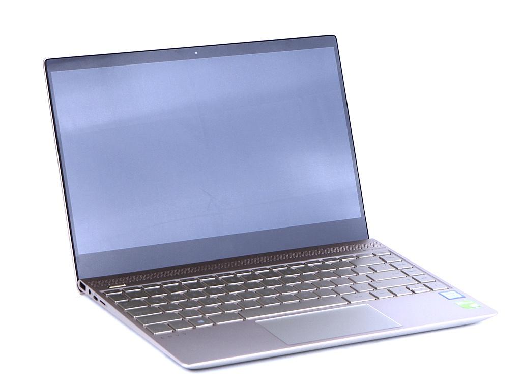 Ноутбук HP Envy 13-ad118ur Silk Gold 3YA00EA (Intel Core i7-8550U 1.8 GHz/8192Mb/1000Gb SSD/nVidia GeForce MX150 2048Mb/Wi-Fi/Bluetooth/Cam/13.3/1920x1080/Windows 10 Home 64-bit) цены онлайн