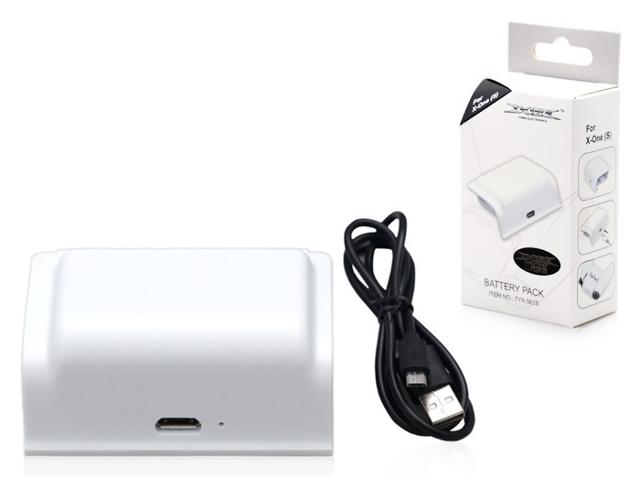 Аккумулятор Dobe TYX-561S Battery Pack 400mAh White для Xbox One S dobe tyx 530 multifunction universal tv mount stand holder for ps4 xbox one wii u more black