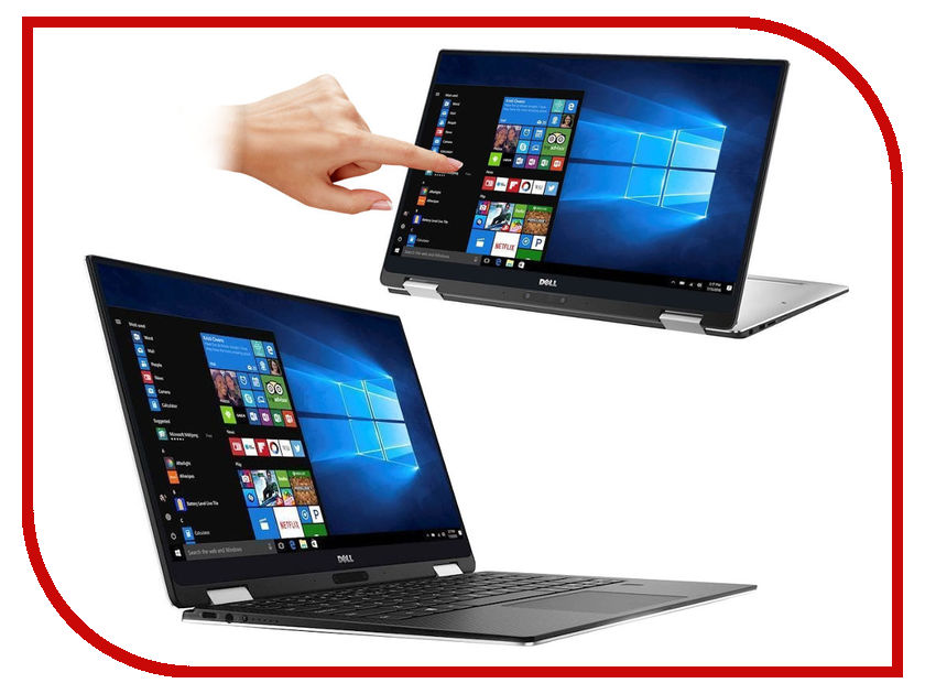 Ноутбук Dell XPS 13 Silver 9365-5492 (Intel Core i7-8500Y 1.5 GHz/16384Mb/512Gb SSD/Intel HD Graphics/Wi-Fi/Bluetooth/Cam/13.3/3200x1800/Touchscreen/Windows 10 Home 64-bit) ноутбук dell xps 13 9365 6232 intel core i7 7y75 1 3 ghz 16384mb 512gb ssd no odd intel hd graphics wi fi bluetooth cam 13 3 3200x1800 touchscreen windows 10 64 bit
