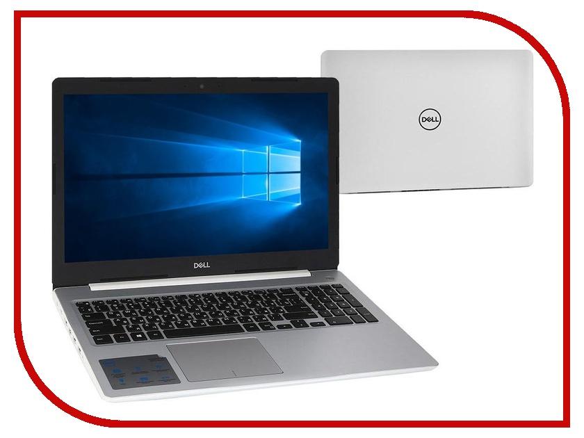 Ноутбук Dell Inspiron 5570 White 5570-5317 (Intel Core i3-7020U 2.3 GHz/4096Mb/1000Gb/DVD-RW/AMD Radeon 530 2048Mb/Wi-Fi/Bluetooth/Cam/15.6/1920x1080/Windows 10 Home 64-bit) ноутбук hp 15 bw045ur 2bt64ea amd a6 9220 2 5 ghz 4096mb 1000gb dvd rw amd radeon 520 2048mb wi fi bluetooth cam 15 6 1960x1080 windows 10 64 bit