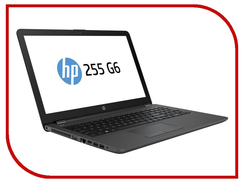 все цены на Ноутбук HP 255 G6 4QW03EA (AMD A6-9225 2.6 GHz/4096Mb/1000Gb/DVD-RW/AMD Radeon R4/Wi-Fi/Bluetooth/Cam/15.6/1366x768/DOS)