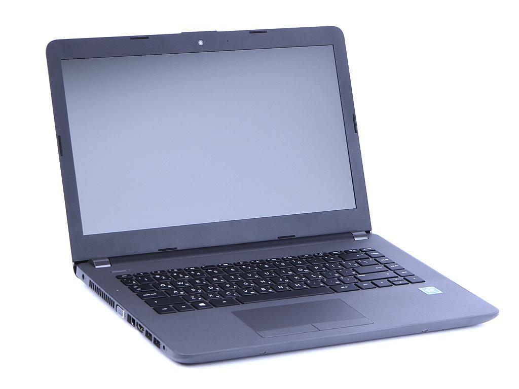 Ноутбук HP 240 G6 4BD29EA (Intel Celeron N4000 1.1 GHz/4096Mb/500Gb/DVD-RW/Intel HD Graphics/Wi-Fi/Bluetooth/Cam/14.0/1366x768/DOS) packard bell entg81ba c9wv intel celeron n3050 1600 mhz 15 6 1366x768 2048mb 500gb hdd dvd rw intel® hd graphics wifi windows 10 x64