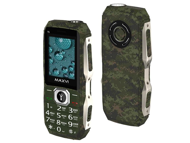 Сотовый телефон Maxvi T5 Military