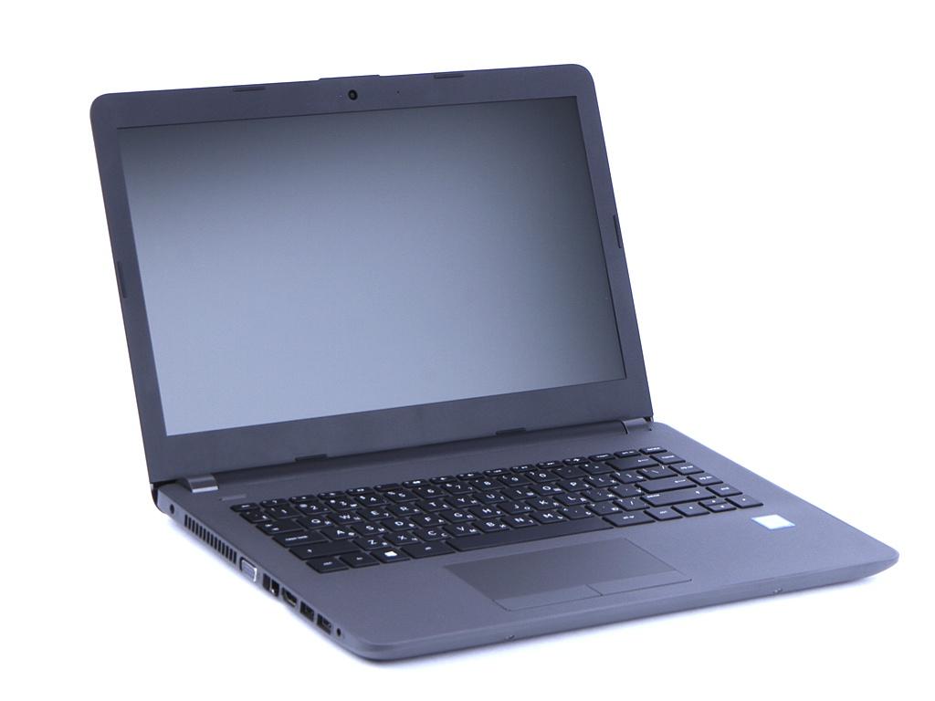 Ноутбук HP 240 G6 4BC99EA (Intel Core i3-7020U 2.3 GHz/4096Mb/500Gb/DVD-RW/Intel HD Graphics/Wi-Fi/Bluetooth/Cam/14/1366x768/DOS) цены