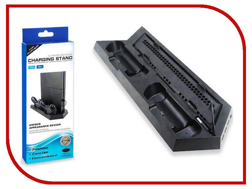 Подставка вертикальная Dobe TP4-891 Black для PS4 Slim/PS4 наушники cosonic ct 891