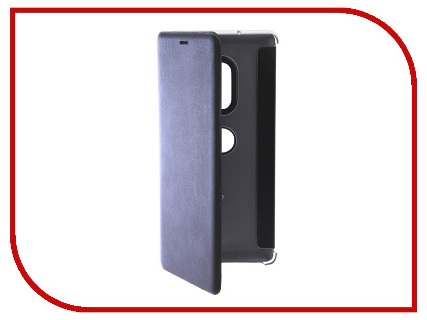 Аксессуар Чехол Sony Xperia XZ3 SCSH70 Black