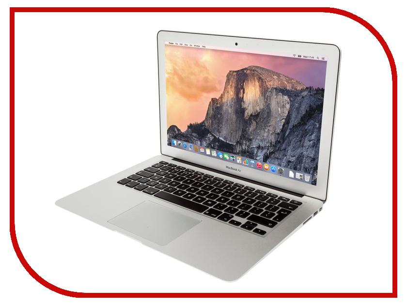 Ноутбук APPLE MacBook Air 13 Z0UU0002K Silver (Intel Core i7 5650U 2.2 GHz/8192Mb/512Gb/HD Graphics 6000/Wi-Fi/Bluetooth/Cam/13.3/1440x900/macOS Sierra) ноутбук apple macbook air 13 mid 2017 core i5 1800 mhz 13 3 1440x900 8192mb 128gb ssd dvd нет intel hd graphics 6000 wi fi bluetooth macos sierra