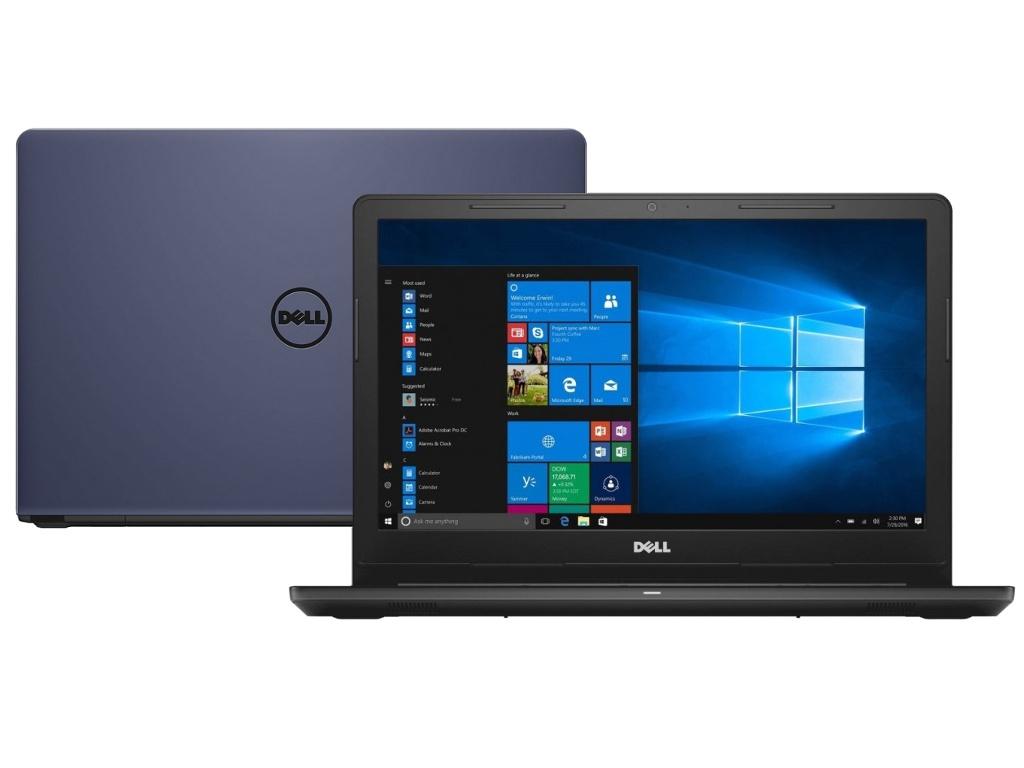 Ноутбук Dell Inspiron 3576 Midnight Blue 3576-5270 (Intel Core i3-7020U 2.3 GHz/4096Mb/1000Gb/DVD-RW/AMD Radeon 520 2048Mb/Wi-Fi/Bluetooth/Cam/15.6/1920x1080/Windows 10 Home 64-bit) 3576 7246