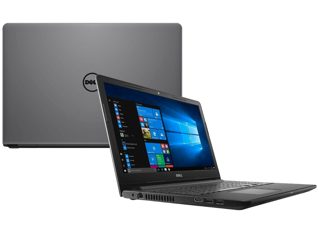 Ноутбук Dell Inspiron 3576 Grey 3576-5232 (Intel Core i3-7020U 2.3 GHz/4096Mb/1000Gb/DVD-RW/AMD Radeon 520 2048Mb/Wi-Fi/Bluetooth/Cam/15.6/1920x1080/Linux) стойка напольная для лупы rexant 31 0830