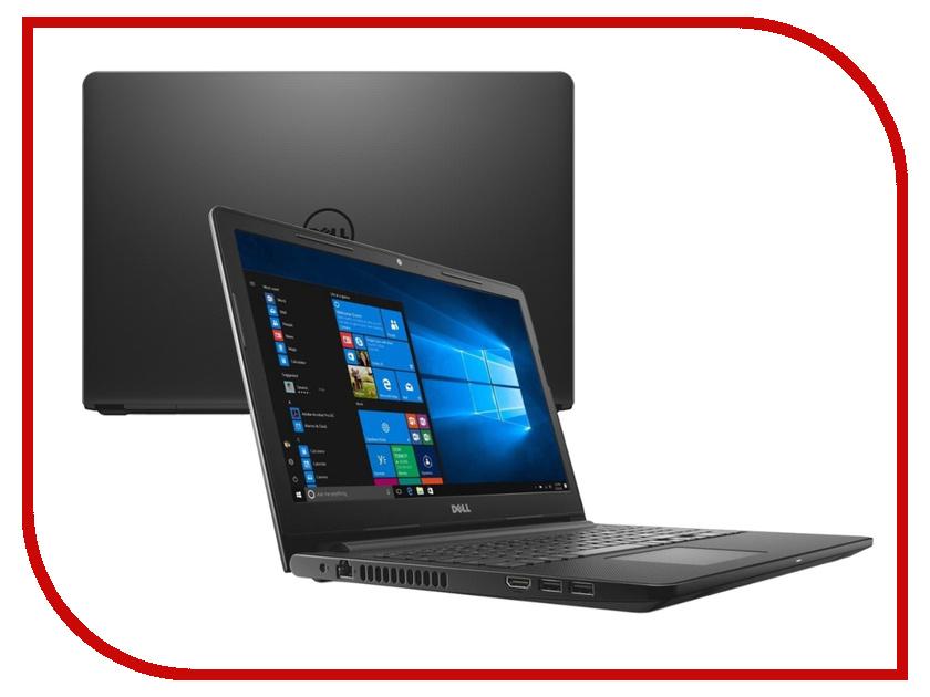 Ноутбук Dell Inspiron 3576 Black 3576-5225 (Intel Core i3-7020U 2.3 GHz/4096Mb/1000Gb/DVD-RW/AMD Radeon 520 2048Mb/Wi-Fi/Bluetooth/Cam/15.6/1920x1080/Linux) ноутбук dell inspiron 5767 5767 7858 intel core i3 6006u 2 0 ghz 4096mb 1000gb dvd rw amd radeon r7 m445 4096mb wi fi bluetooth cam 17 3 1600x900 linux