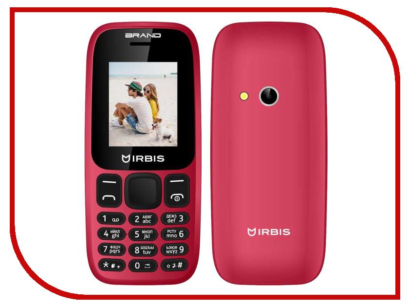 Сотовый телефон Irbis SF16 Red стоимость