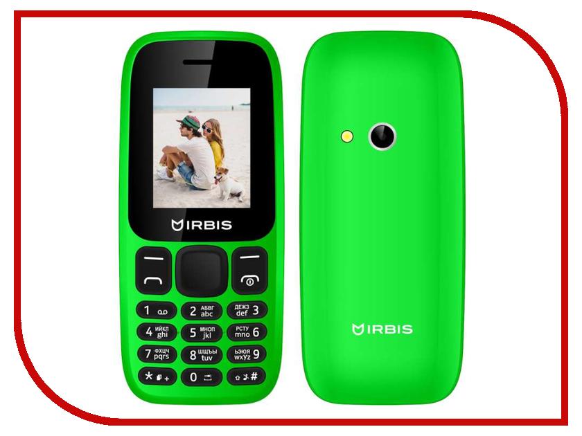 Фото - Сотовый телефон Irbis SF16 Green проводной и dect телефон foreign products vtech ds6671 3