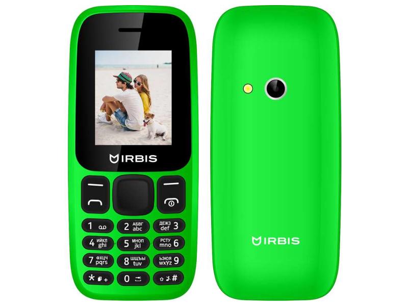 Сотовый телефон Irbis SF16 Green