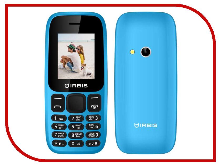Фото - Сотовый телефон Irbis SF16 Azure проводной и dect телефон foreign products vtech ds6671 3