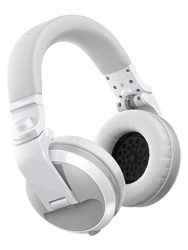 Pioneer HDJ-X5BT-W White беспроводные наушники pioneer hdj x5bt white