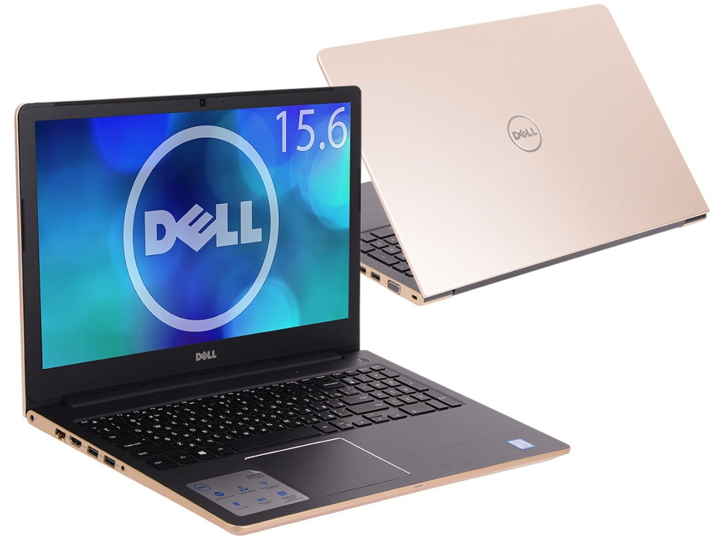 Ноутбук Dell Vostro 5568 Gold 5568-7233 (Intel Core i5-7200U 2.5 GHz/4096Mb/1000Gb/nVidia GeForce GTX 940MX 2048Mb/Wi-Fi/Bluetooth/Cam/15.6/1920x1080/Windows 10 Home 64-bit) ноутбук msi px60 6qd 15 6 1920x1080 i5 6300hq 2 3ghz 1000gb 8gb ddr4 geforce gtx 950m 2048mb dvd нет bluetooth wi fi windows 10 home