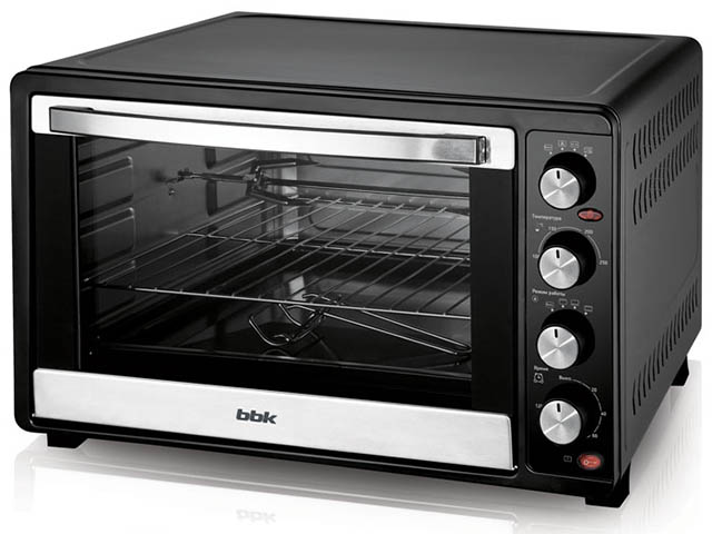 лучшая цена Мини печь BBK OE5562MC Black