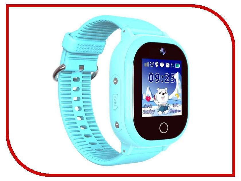 Фото - Smart Baby Watch W9 Plus Light Blue 030902 nfc erasable smart label epoxy pendant light blue