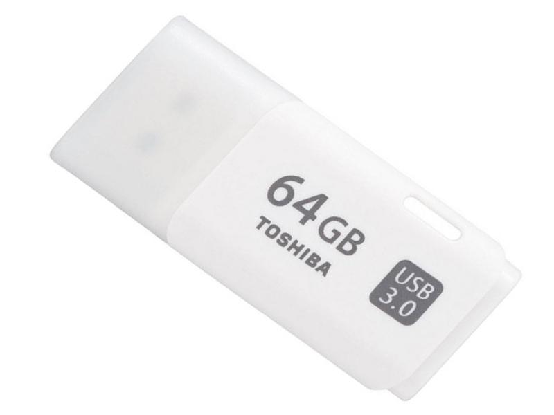 USB Flash Drive Toshiba TransMemory U301 64GB White