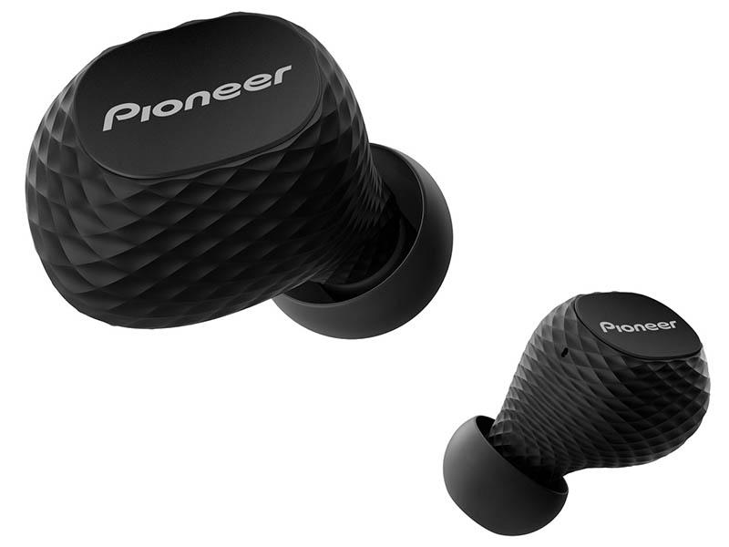 Наушники Pioneer SE-C8TW-B Black