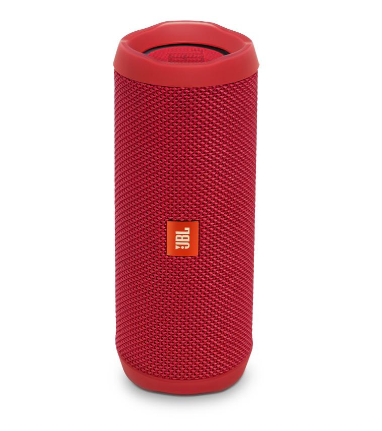 Колонка JBL Flip 4 Red New Выгодный набор + серт. 200Р!!!