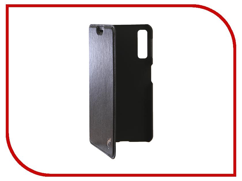Аксессуар Чехол для Samsung Galaxy A7 2018 G-Case Slim Premium Black GG-995 аксессуар чехол для samsung galaxy a7 2017 aksberry air case pink