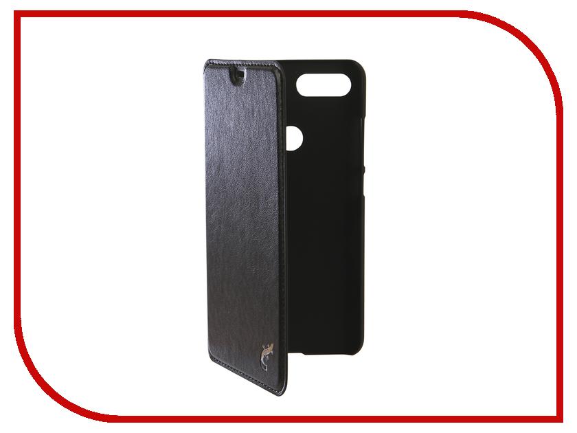 Аксессуар Чехол для Xiaomi Mi8 Lite G-Case Slim Premium Black GG-997