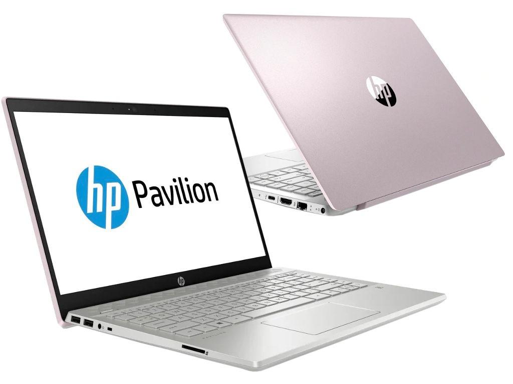 все цены на Ноутбук HP Pavilion 14-ce0027ur Tranquil Pink 4GP60EA (Intel Core i5-8250U 1.6 GHz/8192Mb/1000Gb+128Gb SSD/nVidia GeForce MX150 2048Mb/Wi-Fi/Bluetooth/Cam/14.0/1920x1080/Windows 10 Home 64-bit) онлайн
