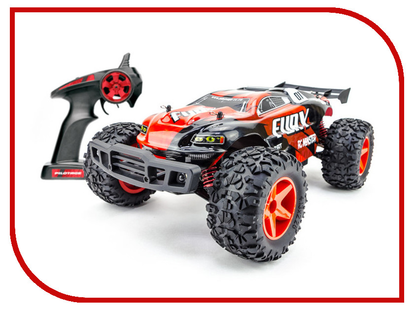 Игрушка Pilotage Monster Fury 12 EP 4WD RTR 1:12 RC61120 все цены